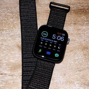 Apple Watch series 4 with cellular